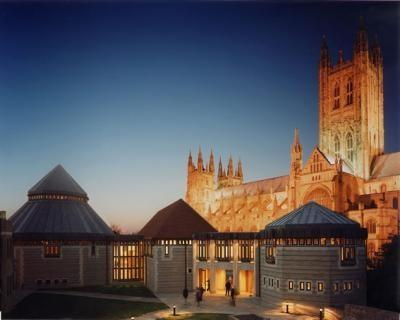 Canterbury Cathedral Lodge �̿�