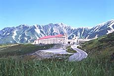 写真:ホテル立山