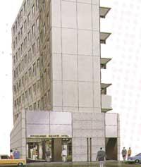写真:浅草橋ビジネスホテル