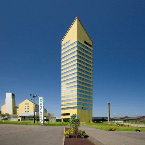 写真:ホテル安比グランド本館&タワー