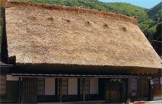 写真:白川郷 合掌造りの宿 一茶