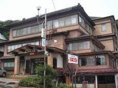 写真:上杉謙信の隠し湯 関温泉 朝日屋旅館