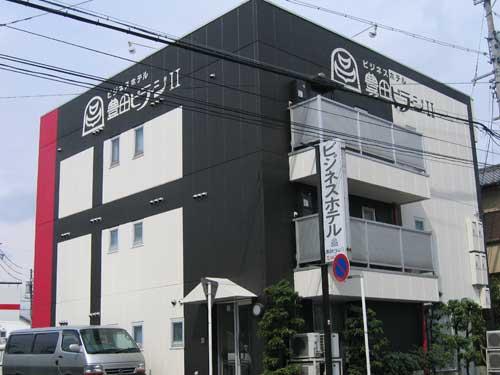 写真:ビジネスホテル豊田ビラージII