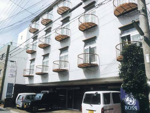 写真:レディースホテル西陣