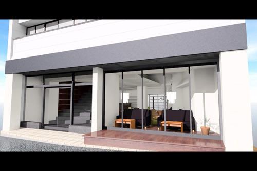 �̿���Santiago Guesthouse Kyoto