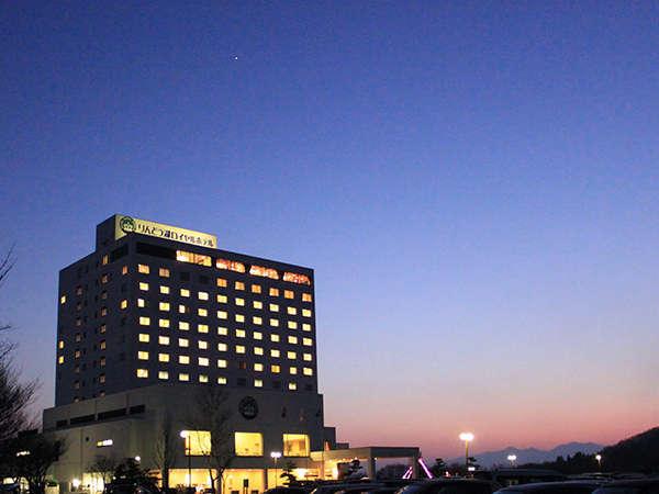 写真:那須温泉 りんどう湖ロイヤルホテル