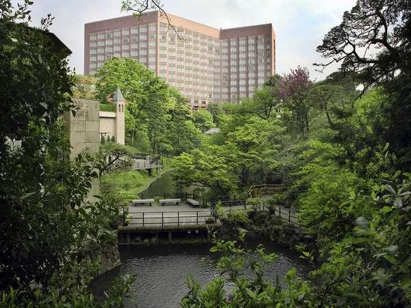 写真:ホテル椿山荘東京