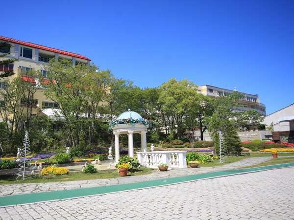写真:ホテルサンバレー那須