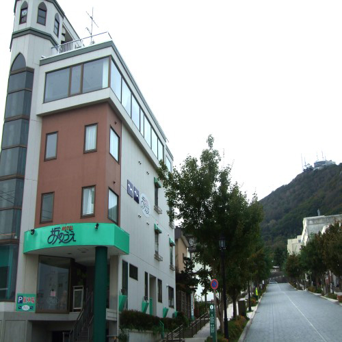 写真:ホテル八幡坂
