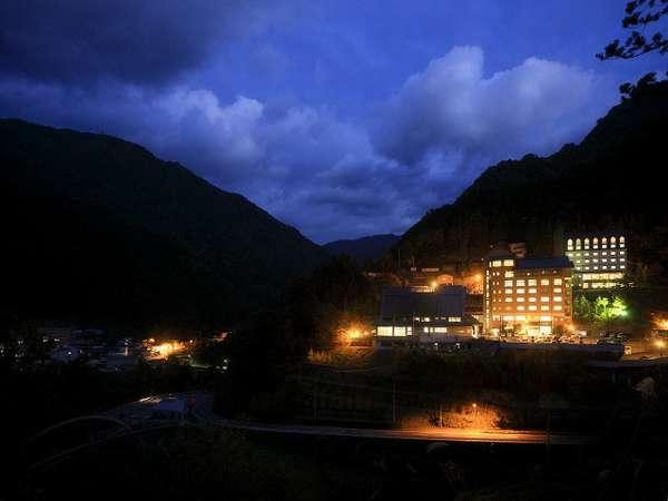 写真:祖谷渓温泉 ホテル秘境の湯