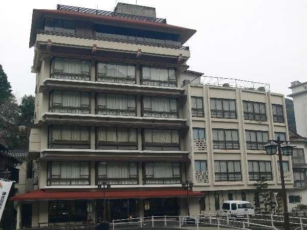 写真:旅館 六角堂