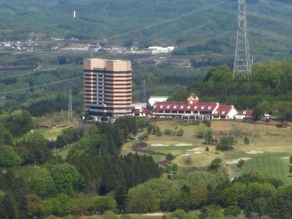写真:妙義温泉 妙義グリーンホテル