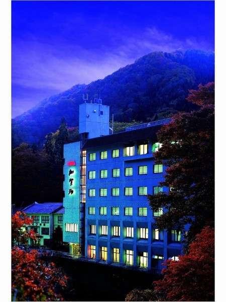 写真:鶯宿温泉 ホテル加賀助