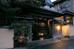 写真:唐津の料理宿 松の井