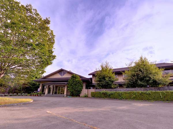 写真:御所湖温泉 ホテル花の湯