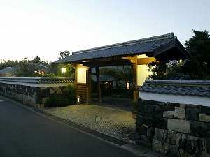 写真:萩温泉郷 萩城三の丸 北門屋敷