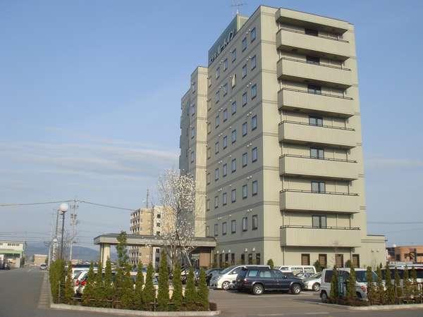 写真:ホテルルートイン福井大和田