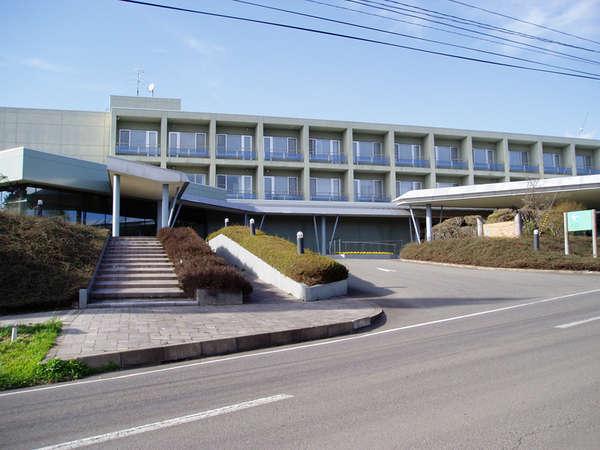 写真:ホテル・プラザクリプトン(秋田県森林学習交流館)