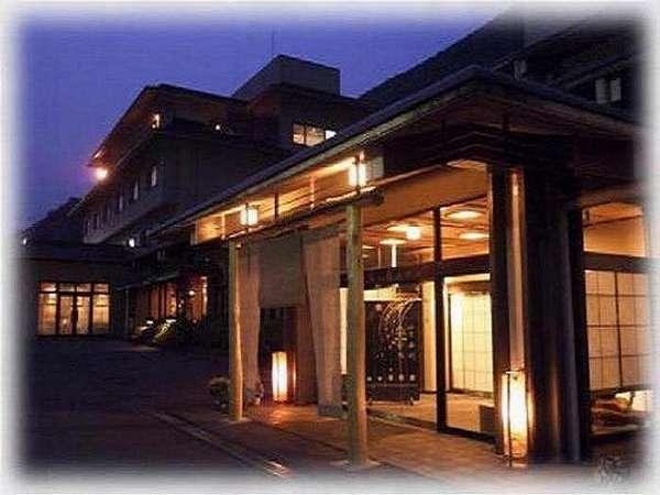 写真:作並温泉 湯の原ホテル
