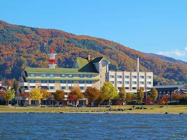 写真:諏訪湖ホテル