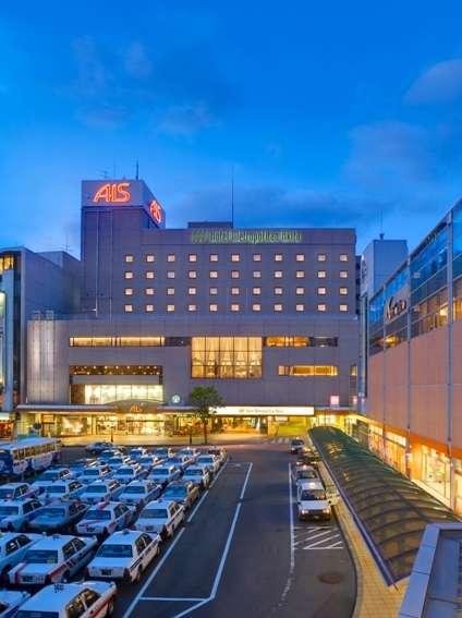 写真:ホテルメトロポリタン秋田