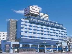 写真:ホテルパールシティ秋田 竿燈大通り(HMIホテルグループ)