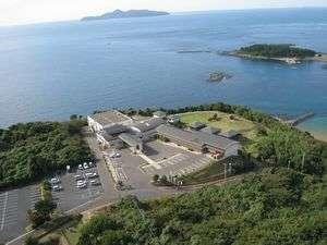 写真:国民宿舎波戸岬