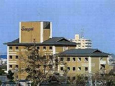 ホテル山水<茨城県>