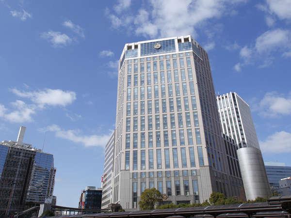 写真:横浜ベイシェラトンホテル&タワーズ