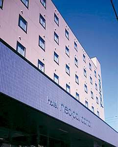 写真:アパホテル<青森駅県庁通>