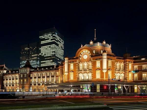 写真:東京ステーションホテル