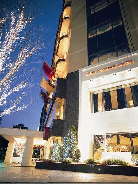 写真:ホテル横浜ガーデン