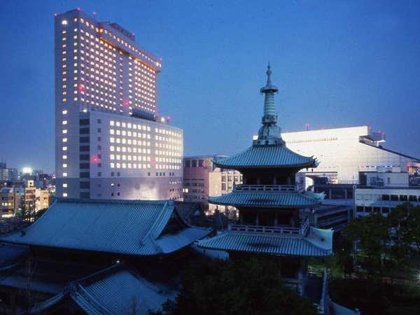 写真:第一ホテル両国