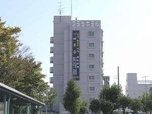 写真:竜ヶ崎プラザホテル本館