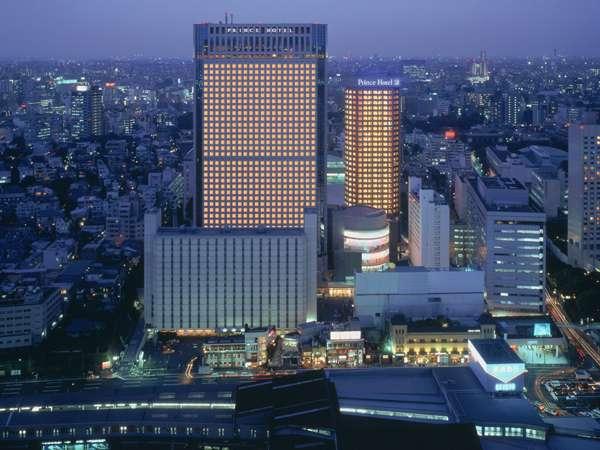 写真:品川プリンスホテル