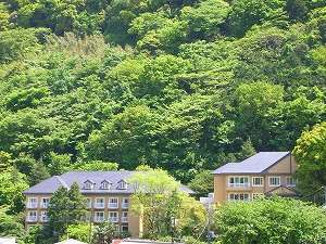 写真:箱根湯本ホテル明日香