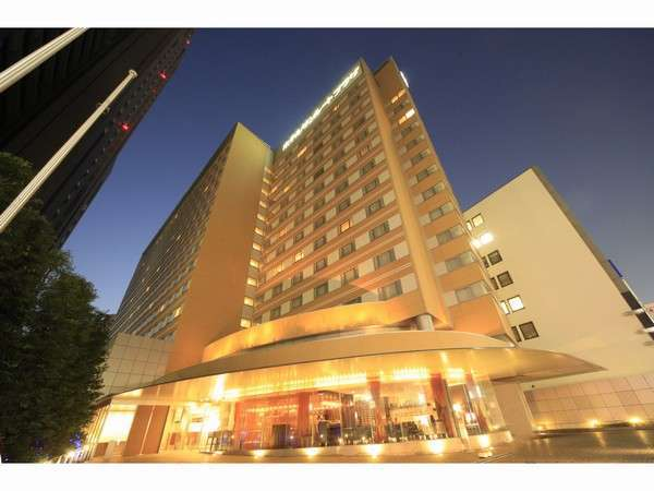 写真:ホテルサンルートプラザ新宿