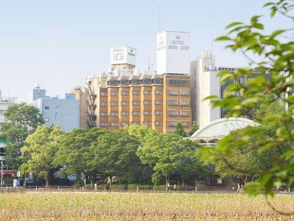 写真:ホテル・パークサイド<東京/上野>