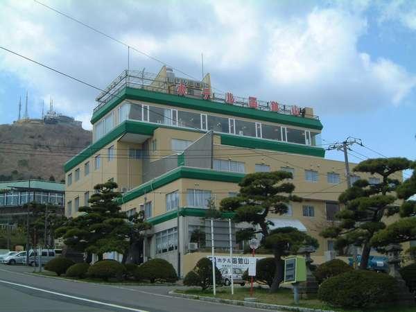 写真:ホテル函館山