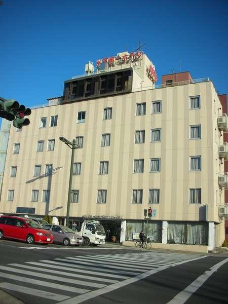 写真:水戸第一ホテル別館