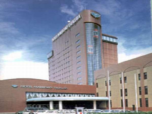 写真:ホテルマロウド筑波