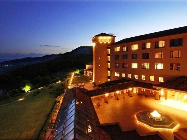 写真:フルーツパーク富士屋ホテル