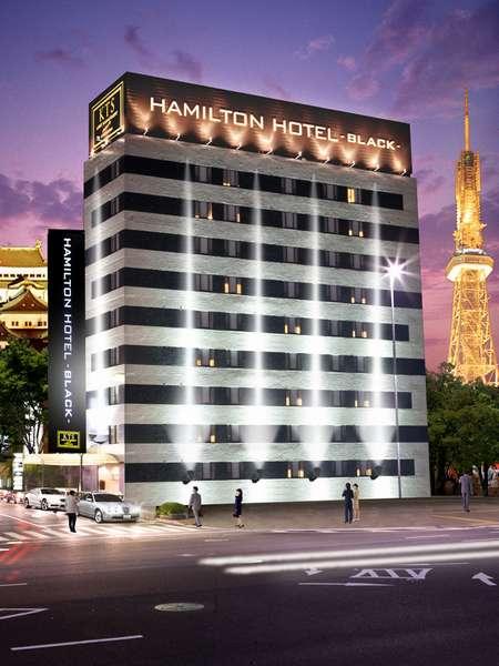 写真:ハミルトンホテル -ブラック-