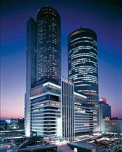 写真:名古屋マリオットアソシアホテル