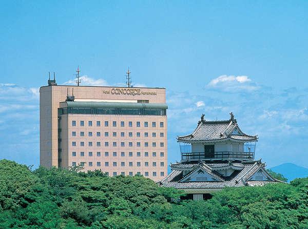 写真:ホテルコンコルド浜松