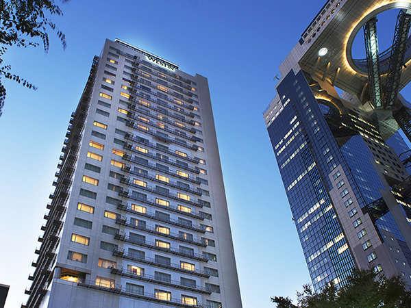 写真:ウェスティンホテル大阪
