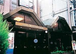写真:ビジネスイン千日前ホテル