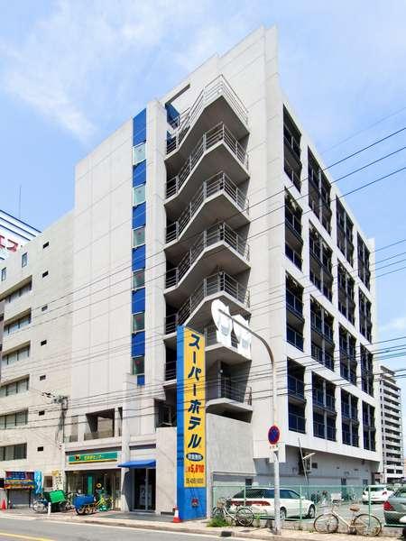 写真:スーパーホテル御堂筋線・江坂