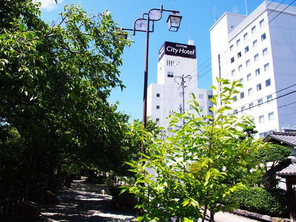 写真:鳥取シティホテル