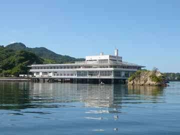 写真:国民宿舎 能美海上ロッジ